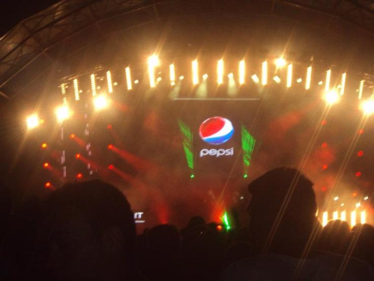 Pepsi la Liberty Parade!