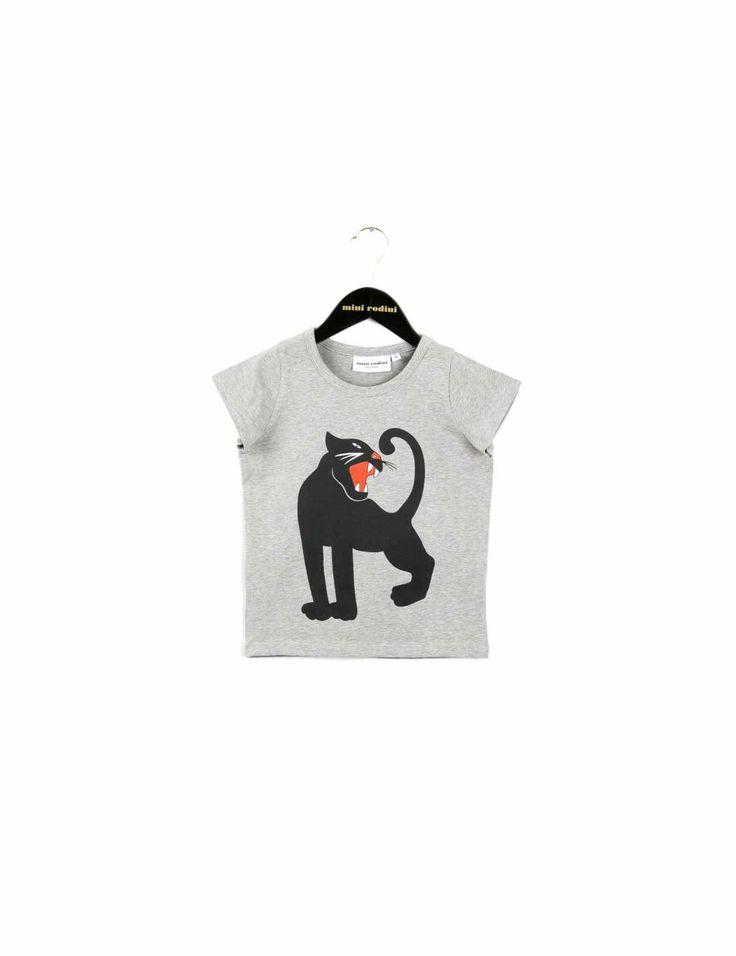 Panther T-Shirt strl 98