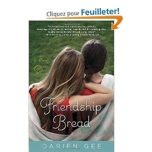BOOKS friendship bread