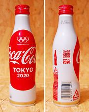 Coca Cola Japan Olympic Special Edition Tokyo2020 Collection Empty F/S