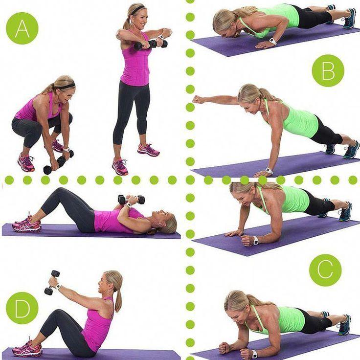 Метод Табата Похудение. Упражнения Табата для похудения: идеальное тело за 4 минуты