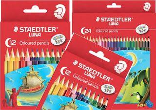 Staedtler Luna Coloured
