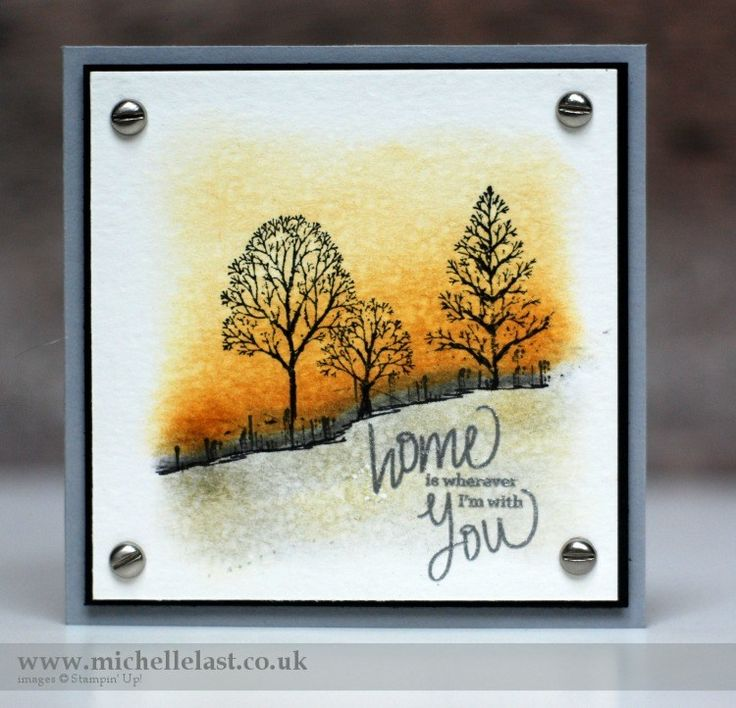 #GDP069 Lovely as a Tree from Stampin Up - with Michelle Last