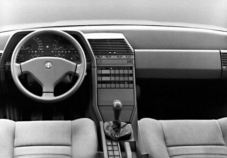 1987 alfa romeo 164 automotive pinterest car interiors cars and wheels. Black Bedroom Furniture Sets. Home Design Ideas