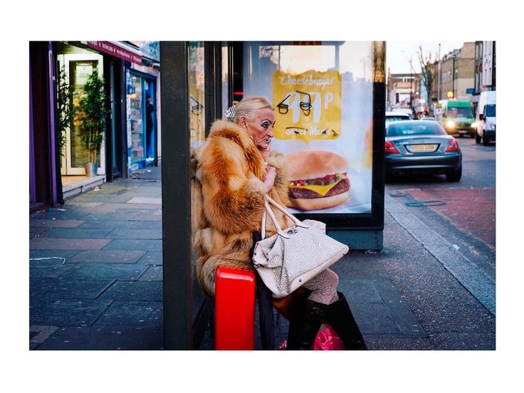 After a lot of deliberation, and a lot of Instagram perusing, we can now proudly unveil Martin Parr's six favourite photos of London, as taken by you lot and as featured in the Barbican's new 'Strange and Familiar' exhibition