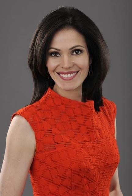 Cecilia Vega ABC Medianet | Beautiful Ladies | Newscaster ...