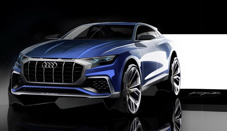 Audi Q8 Concept Is A Striking Taste Of Big Things To Come