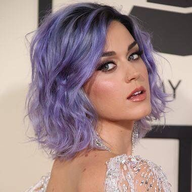 Who doesn't love Katy Perry's purple locks during last year's Grammy awards? This beautiful Queen of Pop rocked our VIVIDS collection and looks absolutely stunning! Here's how PRAVANA Global Creative Advisor Sherri Jessee did it:  Formula: 3oz. PASTELS Luscious Lavender  3 drops NEONS Blue  3 drops NEONS Pink  Take note that hair must be pre-lightened to a level 10! Use Pure Light Power Lightener with your choice of developer. Shampoo condition and dry the hair completely…