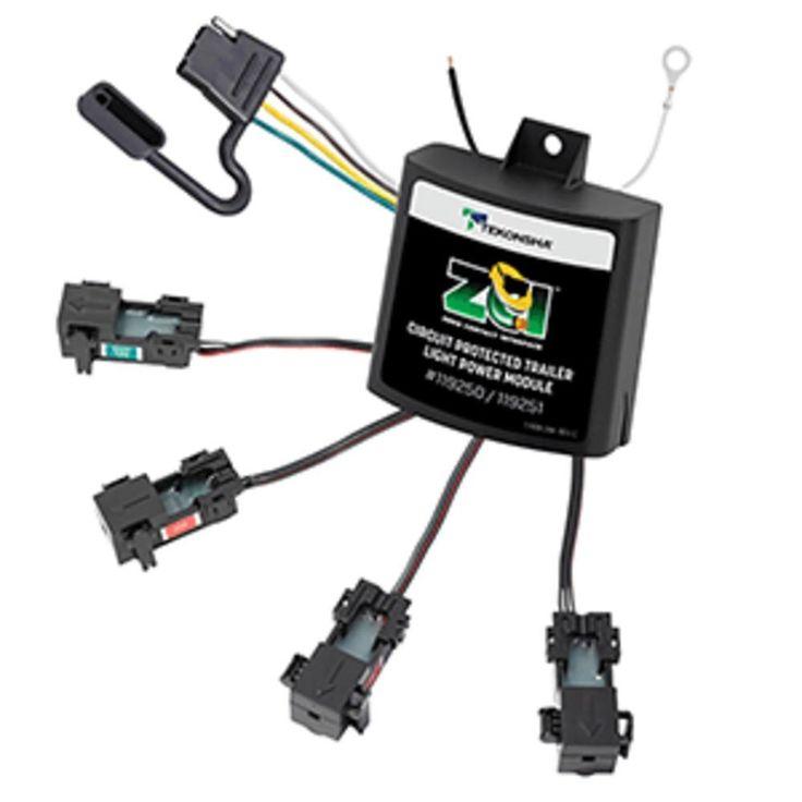 Cartrailercaravan7pintowingtowbarlightwiringcircuittester