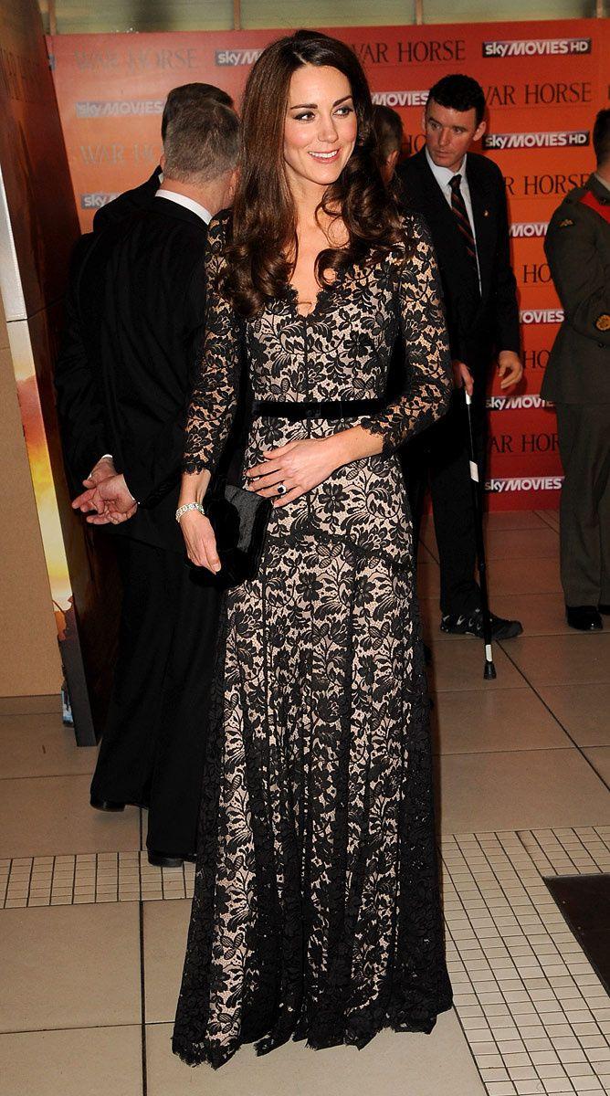 Catherine Middleton, la Duquesa de Cambridge, festeja hoy su cumpleanos Love the dress♥