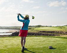 Stay and Play Escape - Enjoy two days of unlimited golf at Fox Harb'r Resort in Wallace, Nova Scotia.