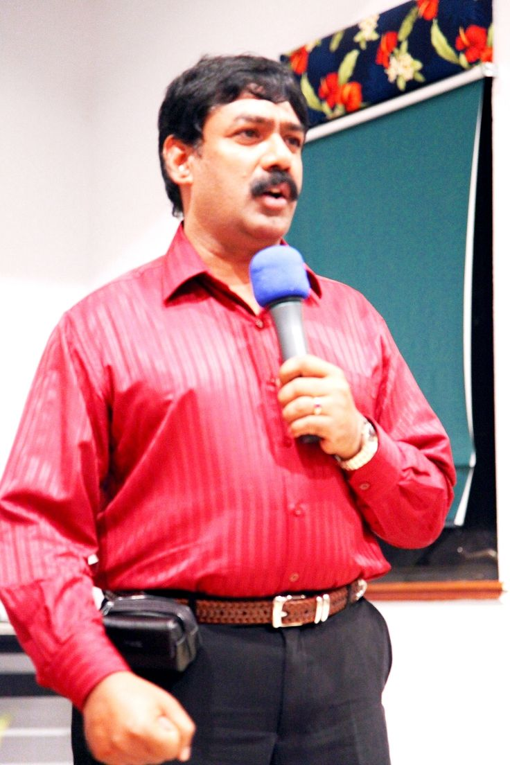 Preaching at USA