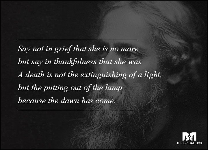 Biography of Rabindranath Tagore as Poet