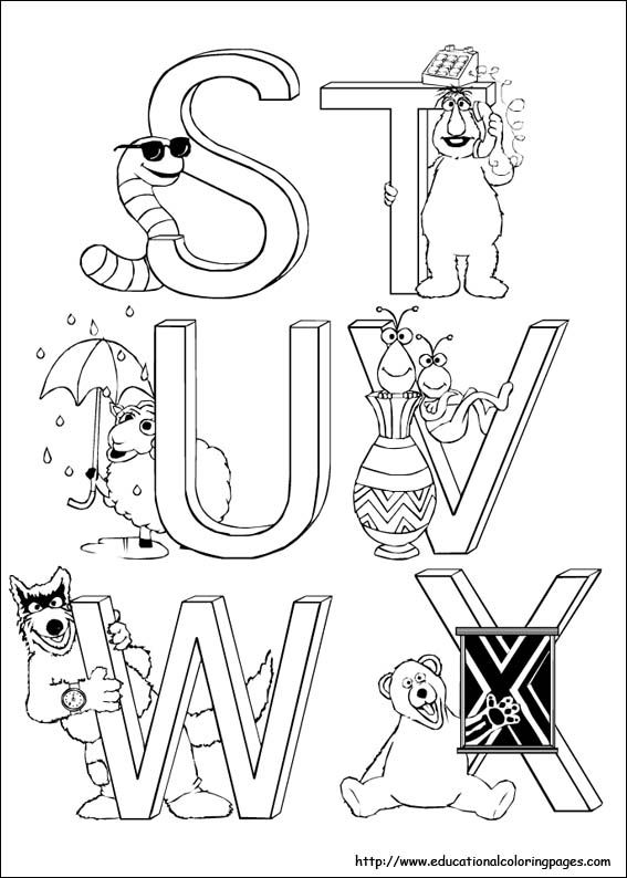 41 Best Images About Creative Beauty Bar Ps And Alphabet Coloring Pages A Z