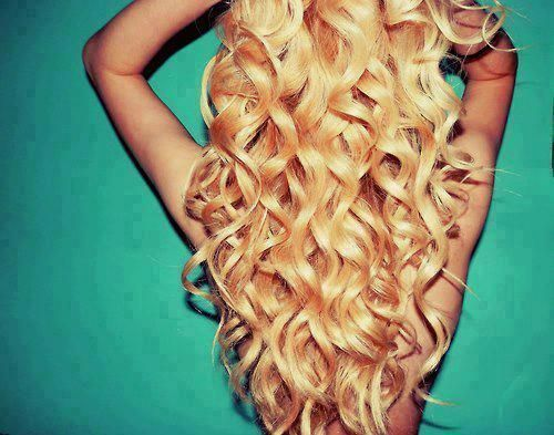 I wish my hair could look like this at least once