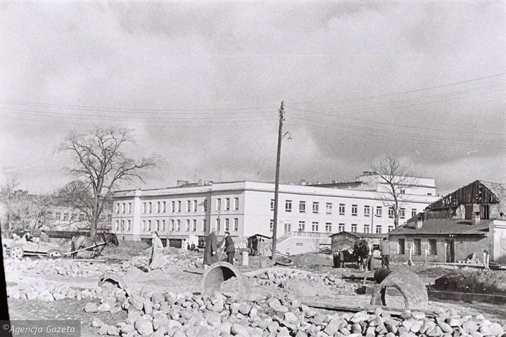 Zdjęcie numer 5 w galerii - Jak kiedyś wyglądał Białystok? Nowa porcja unikalnych zdjęć Antoniego Zdrodowskiego