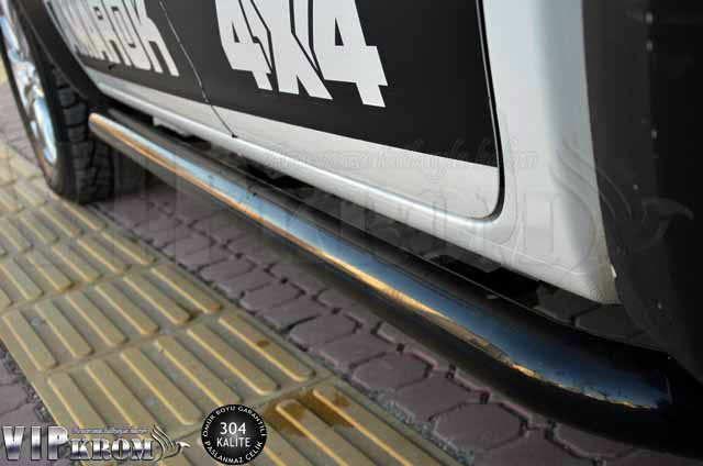 Volkswagen Amarok Yan Koruma Barı, Siyah GittiGidiyor'da 212408775