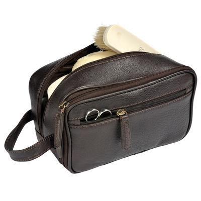Buckingham Leather  Washbag