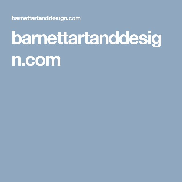 barnettartanddesign.com