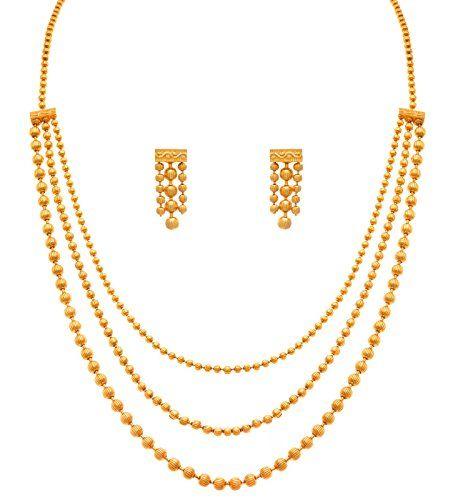 Jfl - Jewellery For Less One Gram Gold Plated Multi Stran... http://www.amazon.in/dp/B01DF7RGUQ/ref=cm_sw_r_pi_dp_x_imtxzbM16RBWS