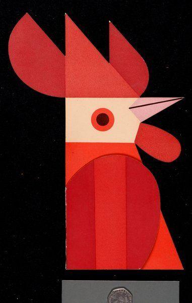 Coq de Tom Eckersley