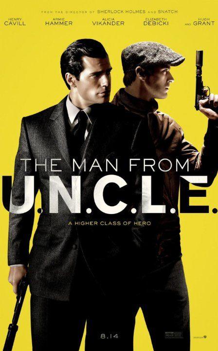 コードネーム U.N.C.L.E. /// The Man from U.N.C.L.E. /// 2015