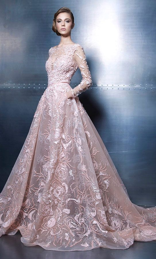 Ziad Nakad Haute Couture Elegance Vibes Collection @Maysociety