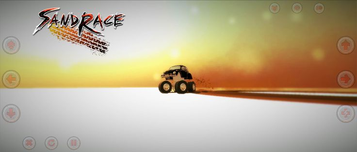 SandRace Off Road Racing - Racing game, PC,  Android Game, Web game, Indiegame