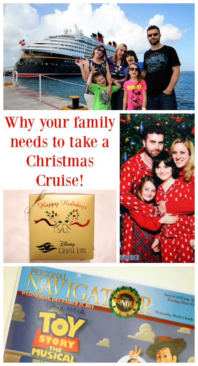 Why you and your family need to take a Christmas Cruise! Hint: Mom and Dad get to relax!