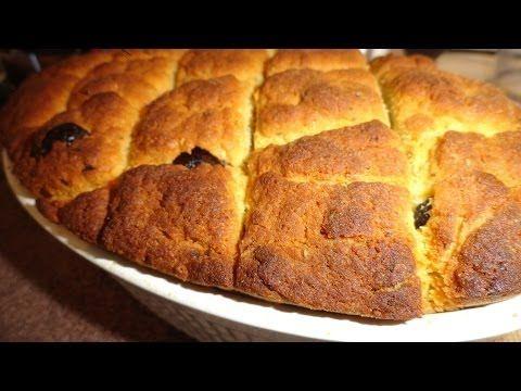 Zeytinli İtalyan Ekmeği | Semen Öner Yemek Tarifleri - YouTube