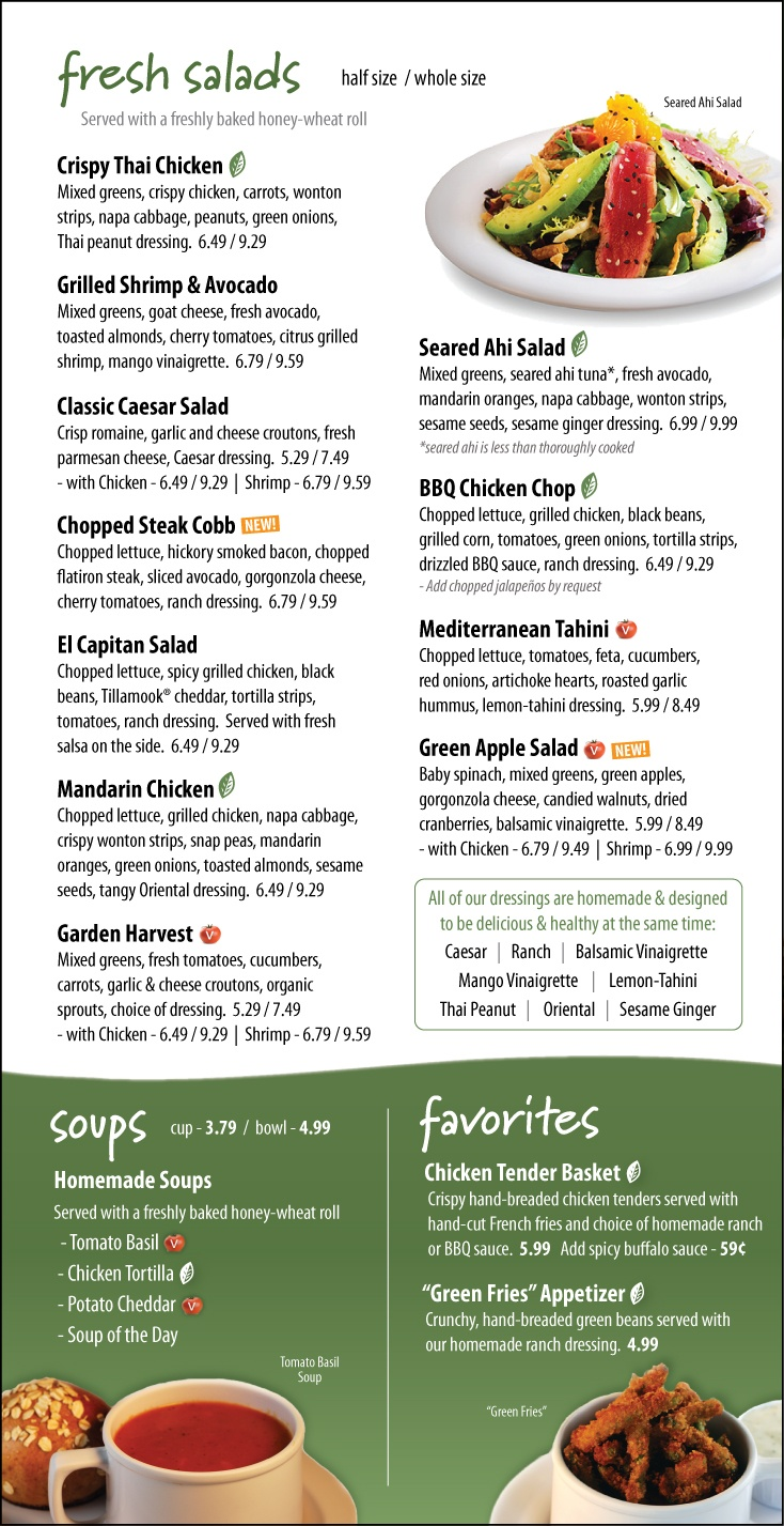 Silvergreens Salads And Soups Grilled Avocado Fresh
