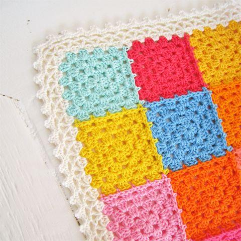 Color 'n Cream: Mastering The Basics: Classic Granny Square #Crochet Tutorial