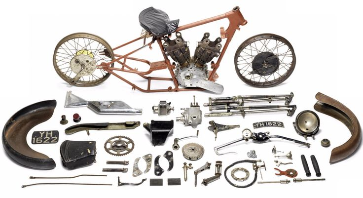 """One man's meat is another man's poison. Someone paid £259,100 ($400,039) for this 1927 Brough Superior SS100 Alpine Grand Sport Project which sold as  <a href=""""https://www.bonhams.com/auctions/22727/lot/201/"""">Lot 201 at Bonhams Autumn Stafford Sale held on 18 October, 2015</a>. Coming off an estimate of £120,000 to 160,000 ($185,000 -$245,000), the bidding just kept going into the 20 most expensive motorcycles ever territory. The irony is that a few months from now, it may once more be """"as…"""