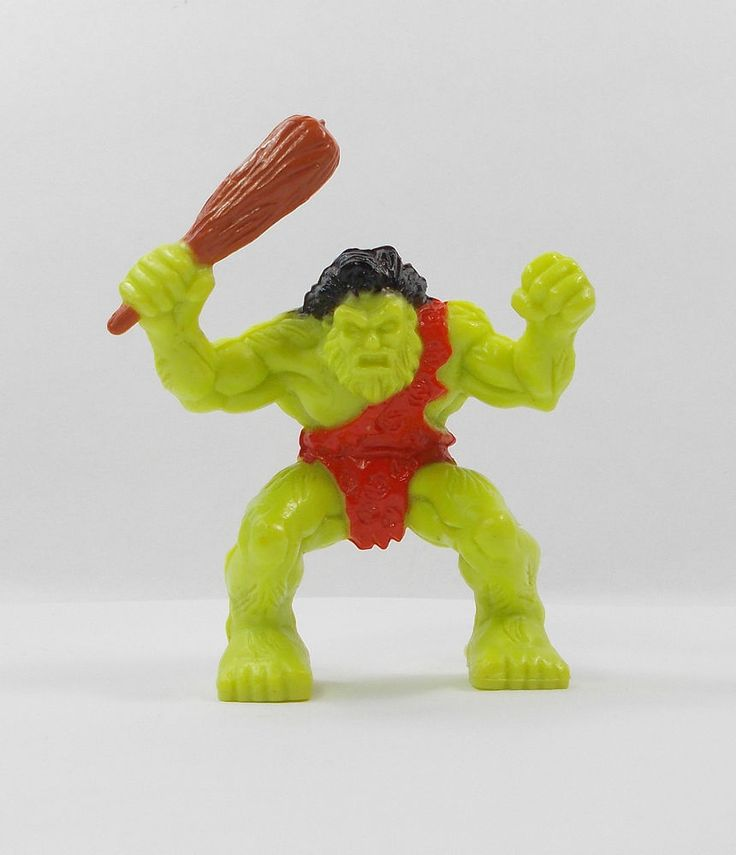 Monster In My Pocket - Series 6 Dinosaurs - 154 Cave Man - Toy Figure
