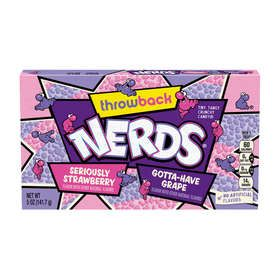 Throwback Nerds Candy - 141.7g