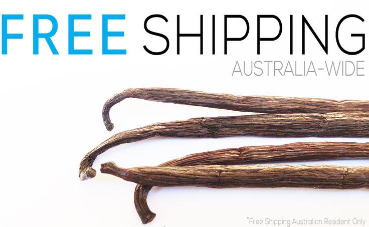 Tropical Vanilla Free Shipping Australia Wide www.tropicalvanilla.comau