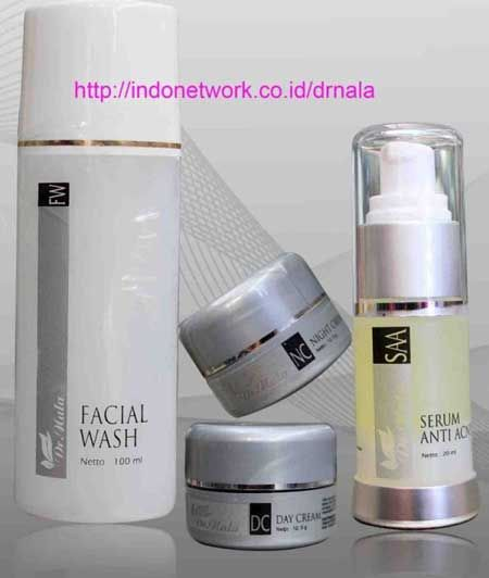 Dr Nala Paket 4 series Acne - DrNala.com $18.99 http://indonetwork.co.id/drnala/4329968/paket-4-series-acne-dr-nala-cosmetics.htm
