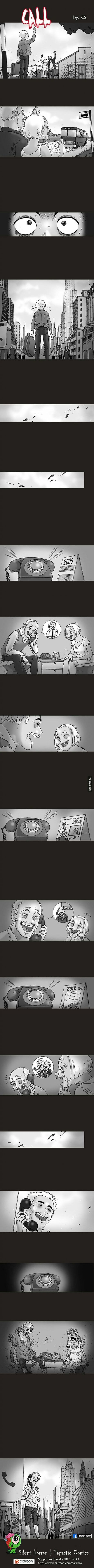 Silent Horror - Call