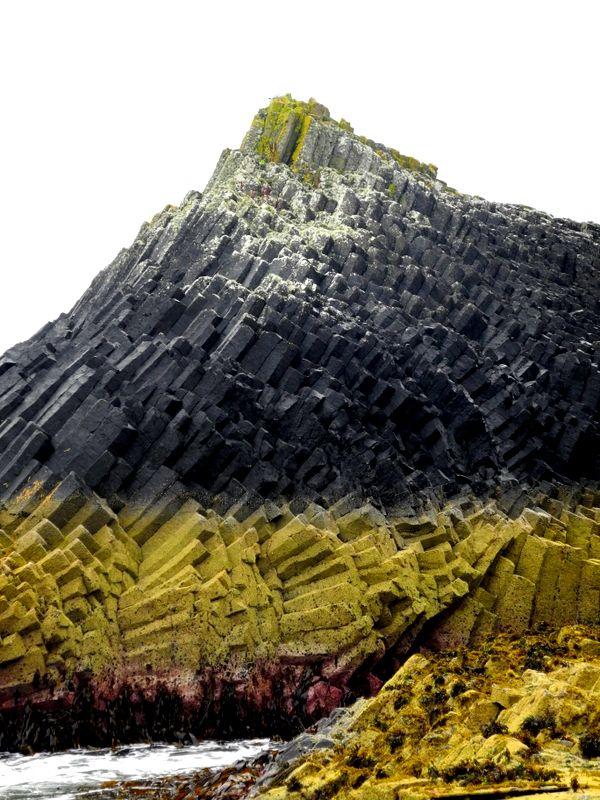 Isle of Staffa, Scotland.  pfffxxtggraa soon.