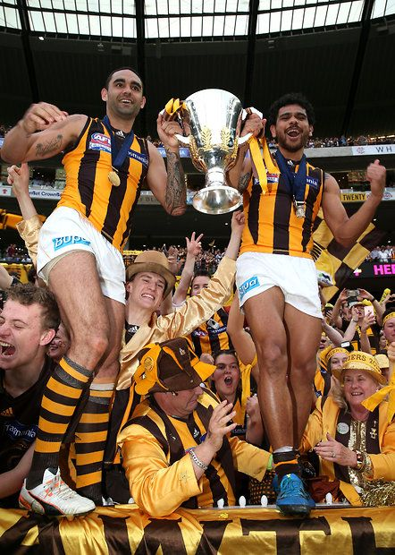 2015 Toyota AFL Grand Final - Hawthorn v West Coast - AFL.com.au