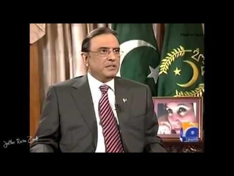 Real Documentary of Asif Ali Zardari | Raees 2017
