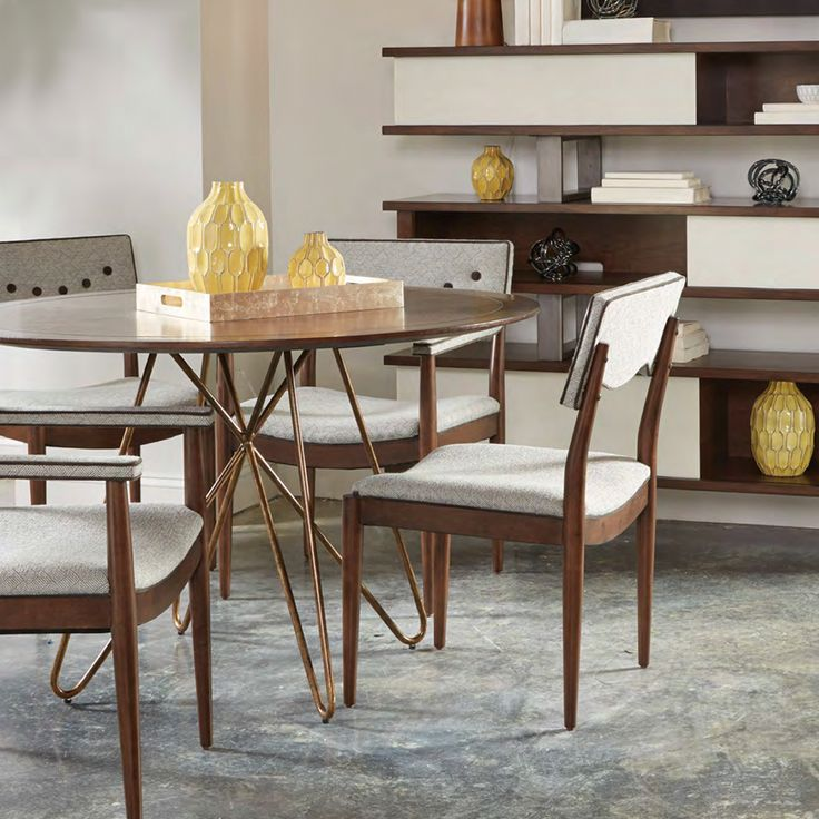 Shop For ART Furniture Silver Lake Round Dining Table And Other Room Tables At Hickory Mart In NC