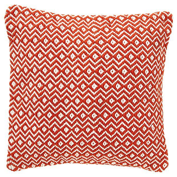 Mali Orange Cushion - 45 x 45cm