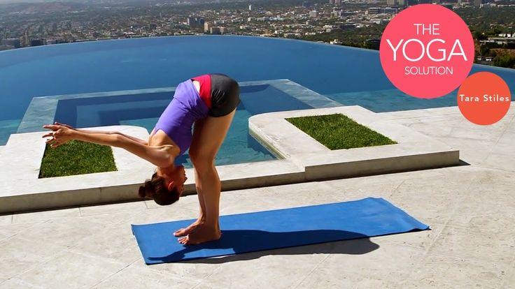 Intense Cardio Workout   Part 1   The Yoga Solution With Tara Stiles, via YouTube.