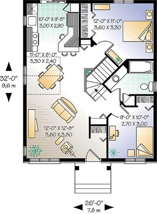 81 best floor plans images – Wartime House Floor Plans