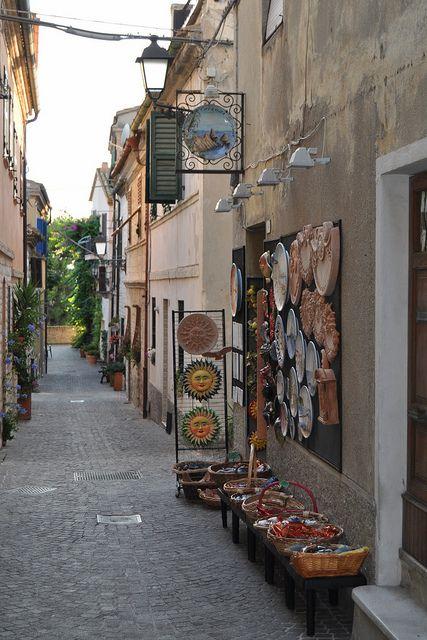 Sirolo, Marche, Italy, province of Ancona