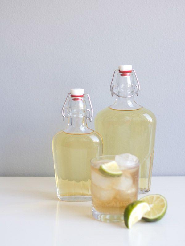 diy gin homemade gin homemade drinks homemade liquors hour hack ...