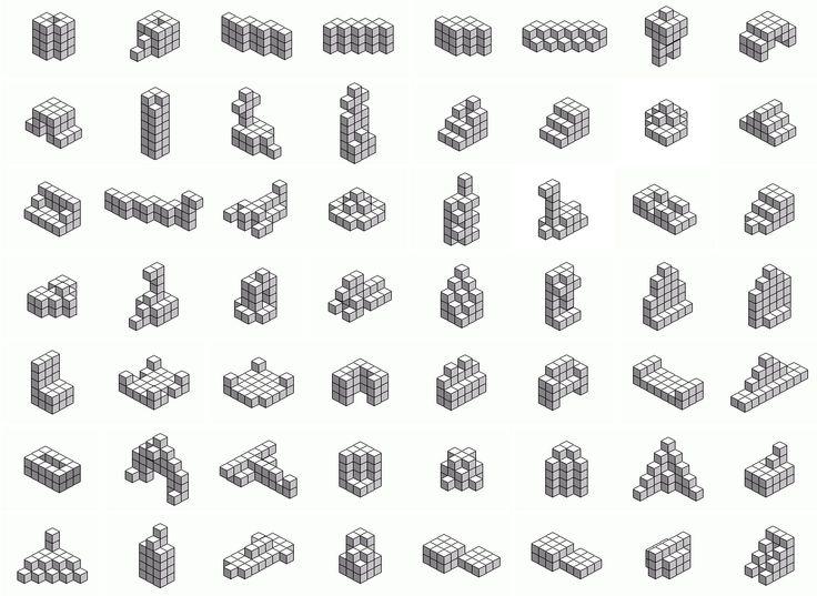 soma cube - Google 검색