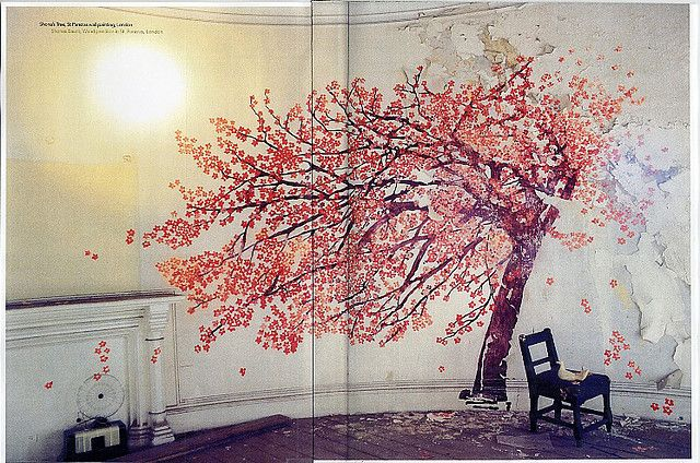 Shona's tree by Tim Walker