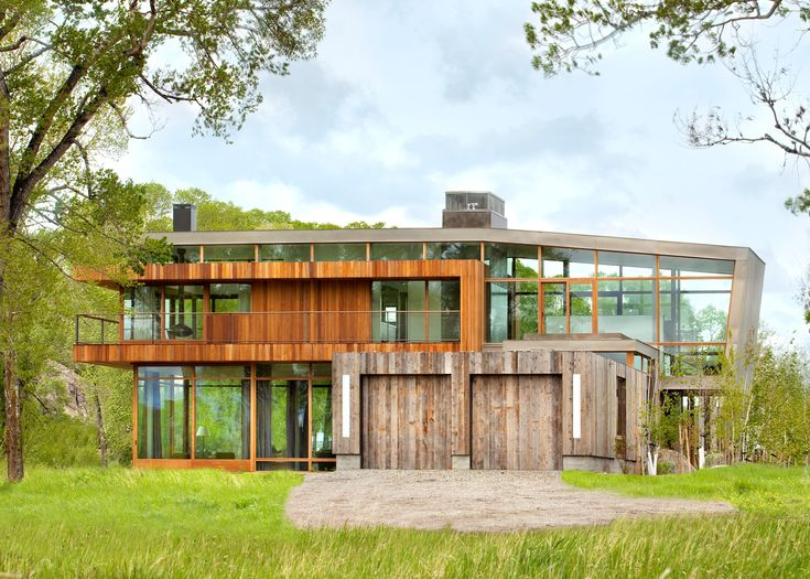See How These Green Designers Have Changed The Industry. Image Via: Hughes  Umbanhowar Architects
